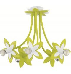 Lustra FLOWERS GREEN 6901