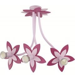 Lustra FLOWERS PINK 6894